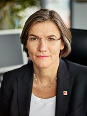 Porträt Christiane Benner