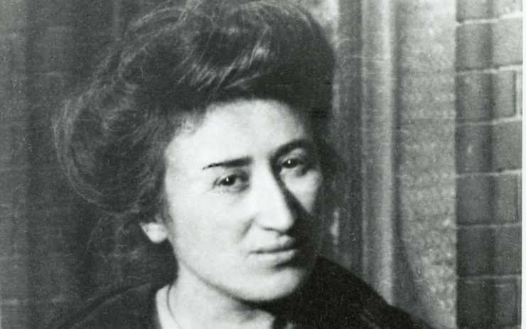 Rosa Luxemburg Nahaufnahme