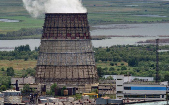 Amursk, Wasser- und Heizkraftwerk, Energiemacht Russland