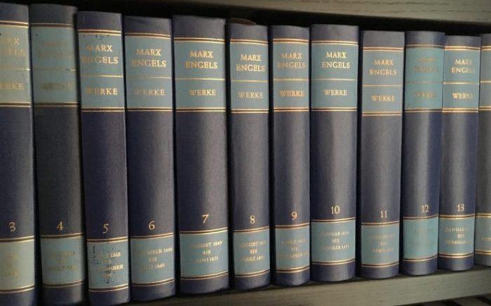 Marx Bände