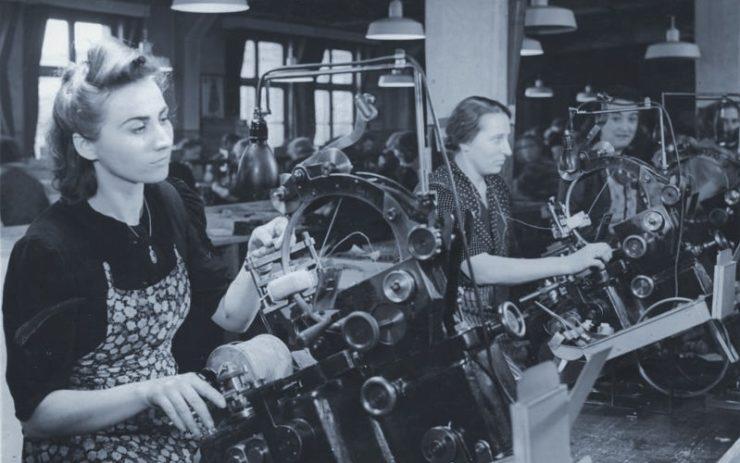 Zwangsarbeit bei Siemens 1943