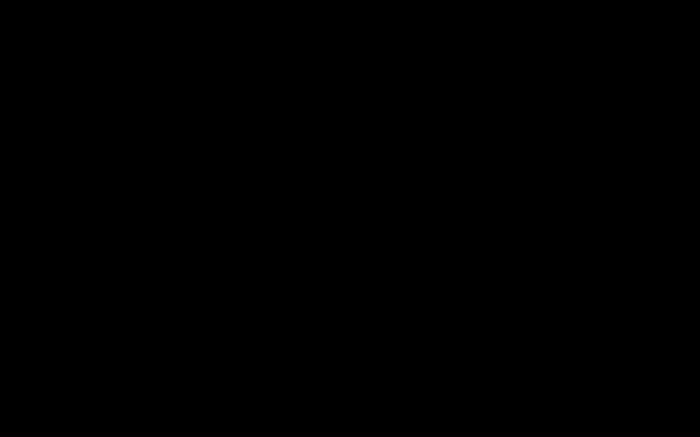 Die technische Zeichnung eines Planetensystems